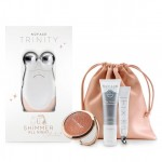Подарочный набор NuFACE Trinity PRO Shimmer All Night Collection
